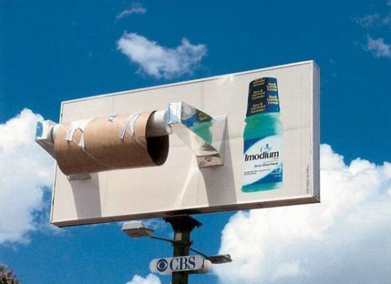 Creative billboard ideas and why they work baer performance theres stopboris Images